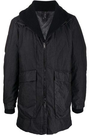 Transit High neck padded coat