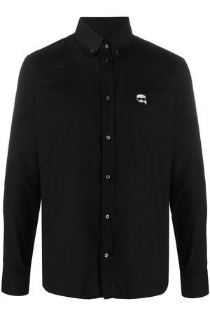 Karl Lagerfeld Ikonik Oxford shirt