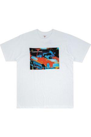 Supreme Yohji Yamamoto Game Over-print T-shirt