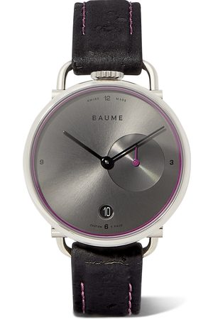 Baume 35mm Stainless Steel and Cork Watch, Ref. No. 10604