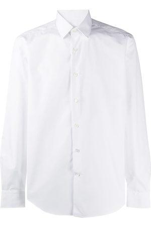 Salvatore Ferragamo Classic collar shirt
