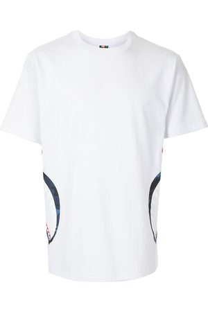 A BATHING APE® Graphic print short-sleeved T-shirt
