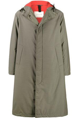 MACKINTOSH Homem Parkas - Single-breasted parka coat