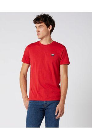 Wrangler T-shirt Red