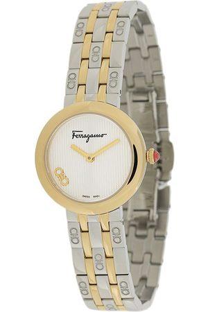 Salvatore Ferragamo Watches Senhora Pulseiras - Signature stainless steel watch