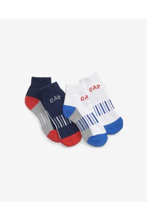 GAP Kids Set of 2 pairs of socks Blue White