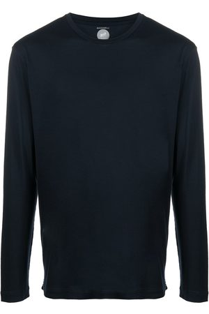 MAZZARELLI Fine-knit T-shirt
