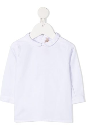 LA STUPENDERIA Plain cotton shirt