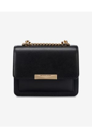 Michael Kors Jade Small Cross body bag Black