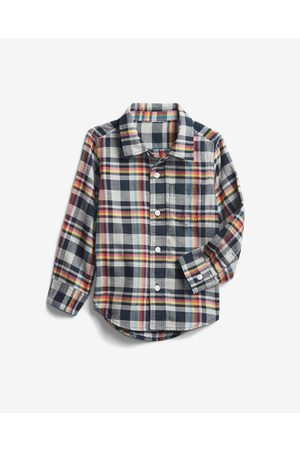 GAP Kids Shirt Grey Orange