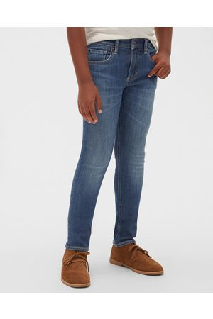 GAP Menino Jeans - GAP Kids Jeans Blue