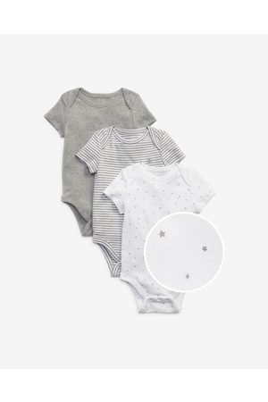 GAP Kids Body 3 Piece Grey Silver