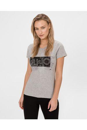 Liu Jo Liu Jo T-shirt Grey