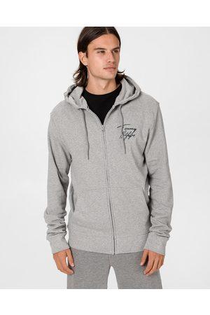 Tommy Hilfiger Color Block Sweatshirt Grey