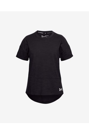 Under Armour Charged Cotton® Kids T-shirt Black