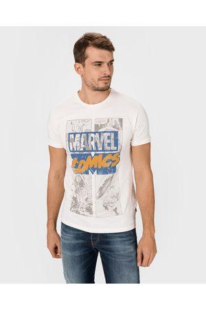 Salsa Palm T-shirt White