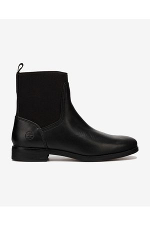 Timberland Somers Falls Chelsea Ankle boots Black