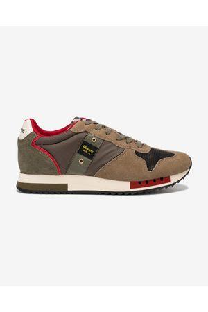 Blauer Queens 01 Sneakers Brown