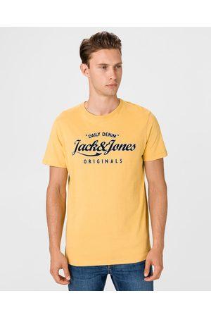 Jack & Jones Lars T-shirt Yellow