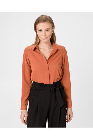 Vero Moda Evita Shirt Orange