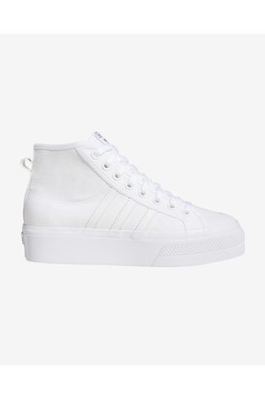 adidas Adidas Originals Nizza Sneakers White