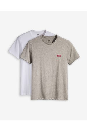 Levi's Graphic T-shirt 2 pcs White Grey