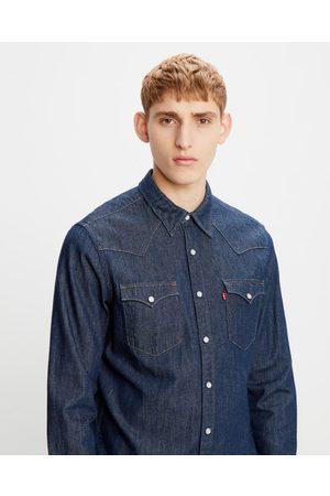Levi's Barstow Western Standard Shirt Blue