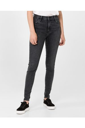 Levi's 720™ High-Waisted Super Skinny Jeans Black