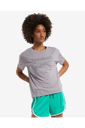 Reebok Workout Ready Supremium T-shirt Grey