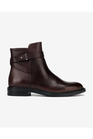 Vagabond Amina Ankle boots Brown
