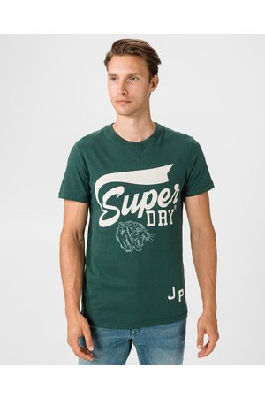 Superdry T&F Classic T-shirt Green