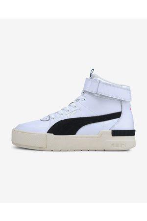 PUMA Cali Sport Top Contact Sneakers White