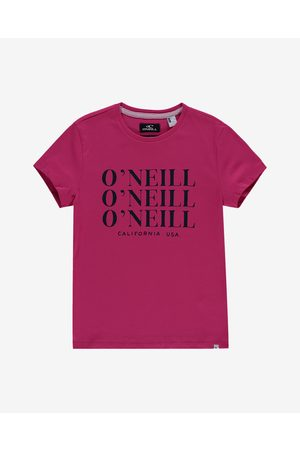 O'Neill All Year Kids T-shirt Pink