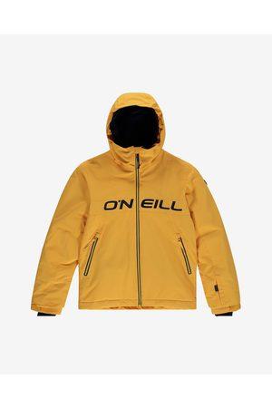 O'Neill Volcanic Snow Kids Jacket Gold