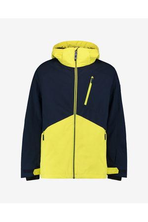 O'Neill Aplite Jacket Blue Yellow