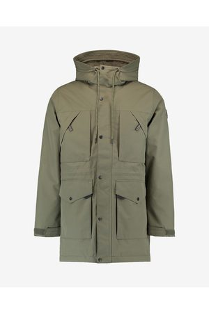 O'Neill Journey Parka Green