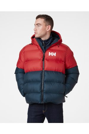 Helly Hansen Active Puffy Jacket Blue Red