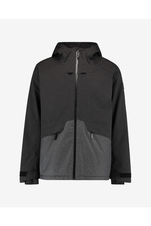 O'Neill Quartzite Jacket Black Grey