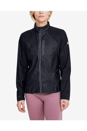 Under Armour Run Impasse Wind Jacket Black