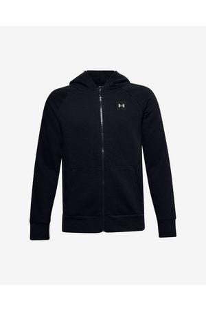 Under Armour Rival Kids sweatshirt Black