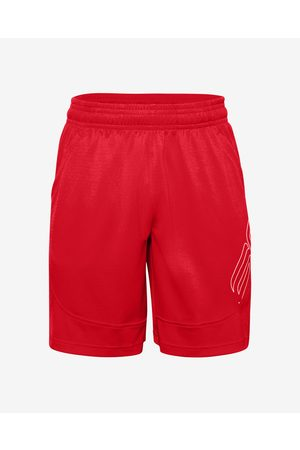 Under Armour SC30™ Underrated Shorts Red