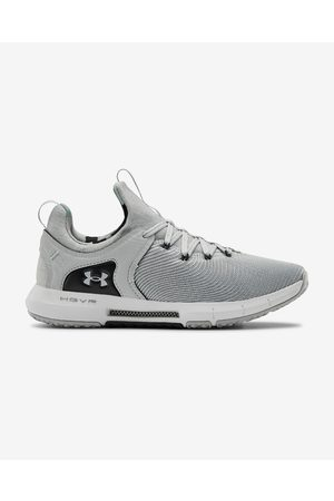 Under Armour HOVR™ Rise 2 LUX Training Sneakers White Grey