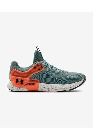 Under Armour HOVR™ Apex 2 Training Sneakers Green Orange