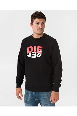 Diesel S-Girk Sweatshirt Black