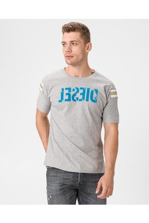 Diesel T-Tryll T-shirt Grey