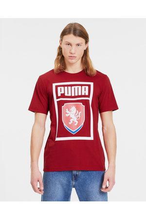 PUMA Czech Republic DNA T-shirt Red