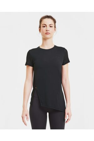 PUMA Studio Lace T-shirt Black