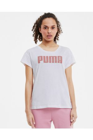 PUMA Active T-shirt White