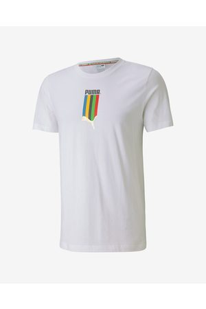 PUMA Graphic T-shirt White