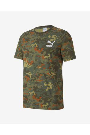PUMA Classics T-shirt Green